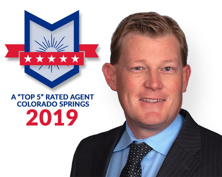 Mikeal Taylor Insurance Agent 2019